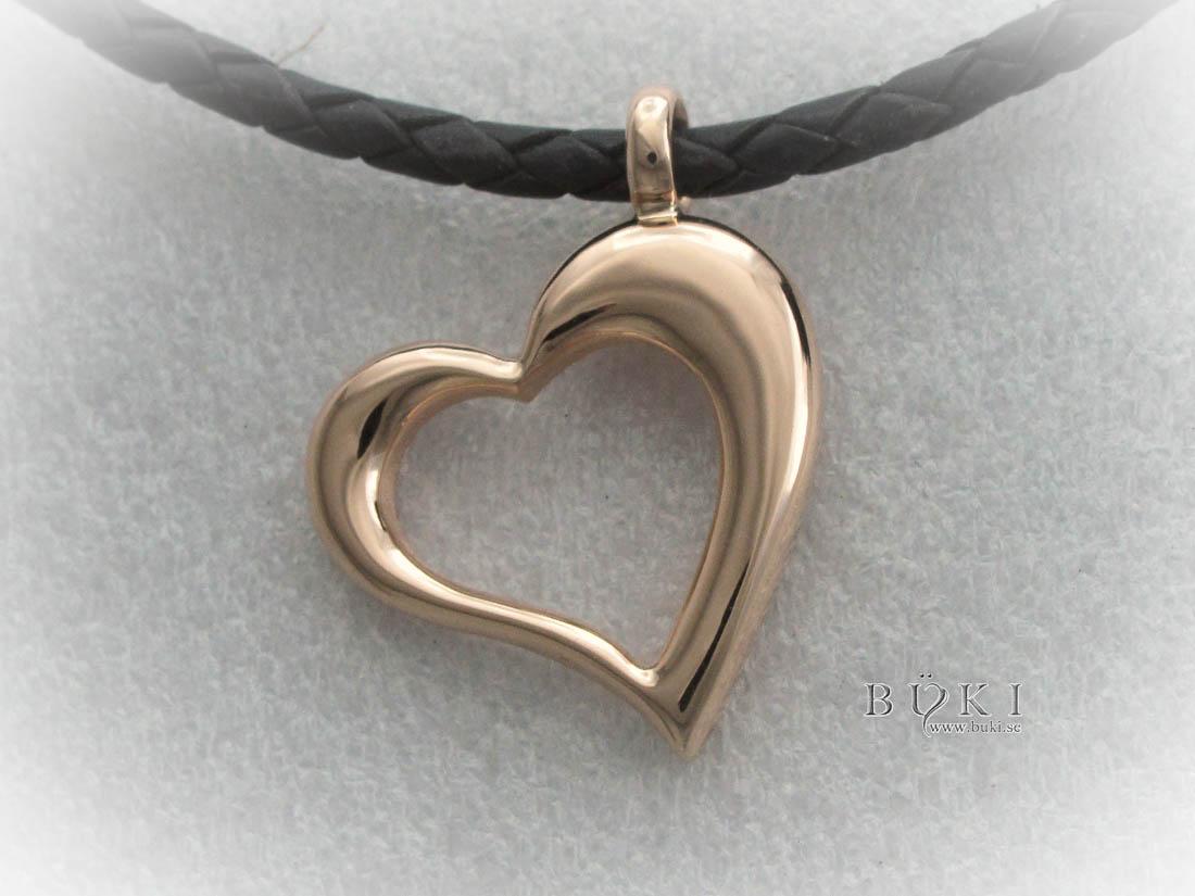 hängsmycke-18k-guld-hjärta-omsmältning