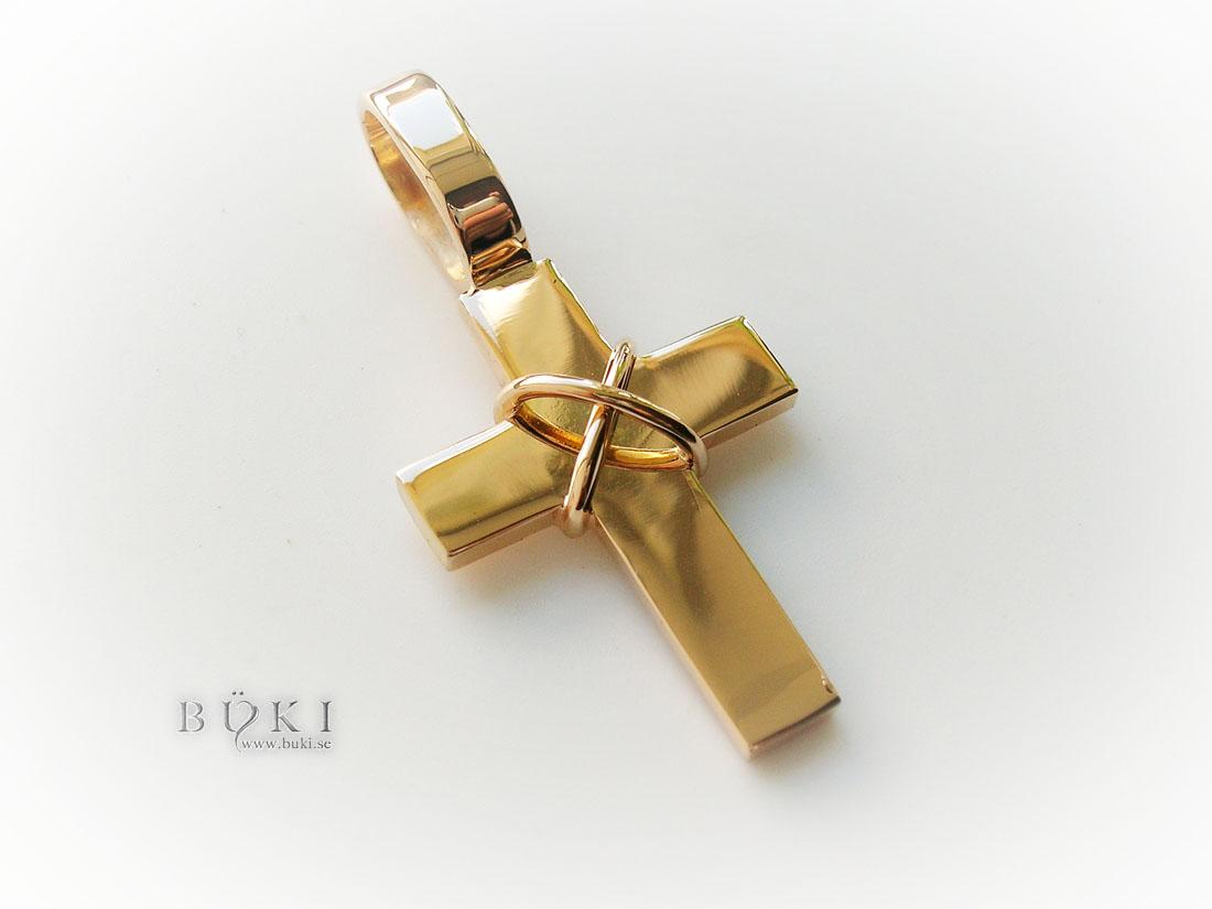 kors-i-18k-guld-herrsmycke